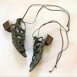 Sam Edelman | Boyden Gladiator Sandal In Olive